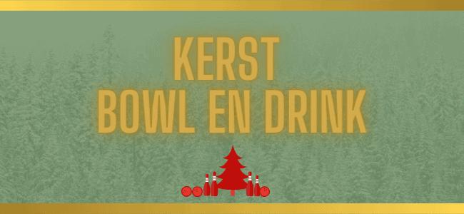 Kerst Bowl en Drink